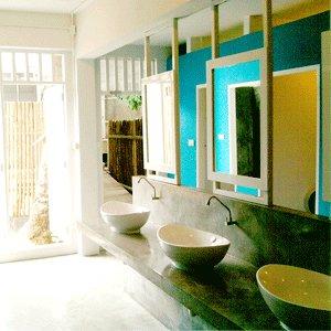 Glur Hostel Aonang - Share Bathroom